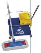 Úklidový vozík s mopem MOPSET Spider