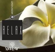 Náplň do velkoprostorového osvěžovače Spring Air (IconoScent, ArtyScent) - RELAX (500ml)