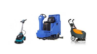Jak vybrat ten správný podlahový mycí stroj?