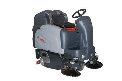 EVOTECH EVO 850 SL - zametací a mycí stroj