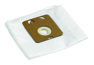 Nilfisk filtrační sáčky VP600 (10ks) fleece