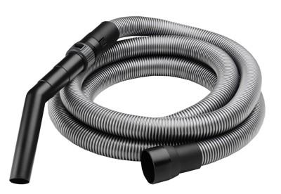 Sací hadice s hrdlem a ruční zahnutou trubkou pro vysavače Nilfisk ATTIX - DN 32 x 3,5m