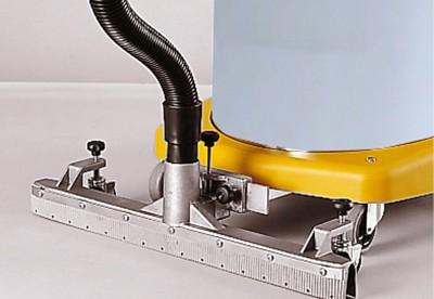 Ghibli & Wirbel AS 60 P + velkoprostorová pojezdová sací hubice