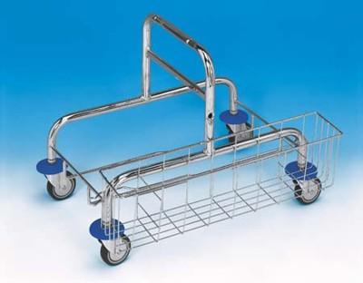 Košík MAXI pro dvoukbelíkové vozíky 2x17