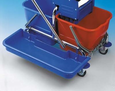 Podpěra mopu pro úklidový vozík CLAROL 2x17 l