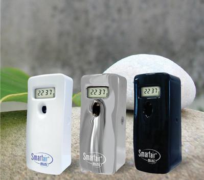 Spring Air Smart Air chrome automatický dávkovač pro osvěžovače vzduchu
