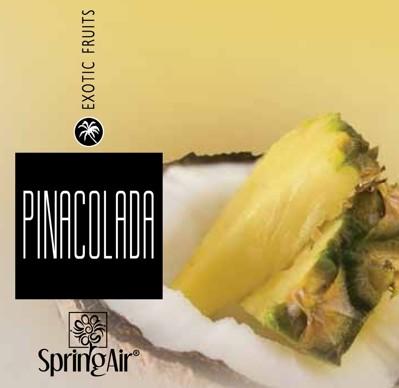 Spring Air náplň do osvěžovače - PINACOLADA (250ml)