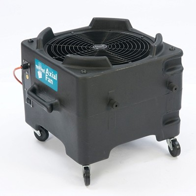Truvox Axial Fan Trolley