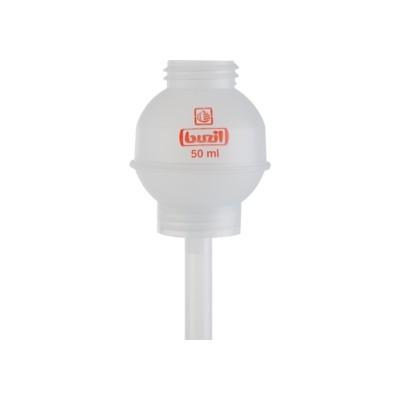 Dávkovač chemie 50 ml pro lahev 1 l Buzil