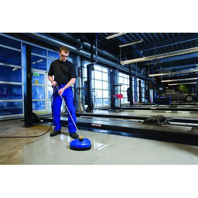 Rotační čistič svislých ploch i podlah Nilfisk HydroScrub P300 P+H