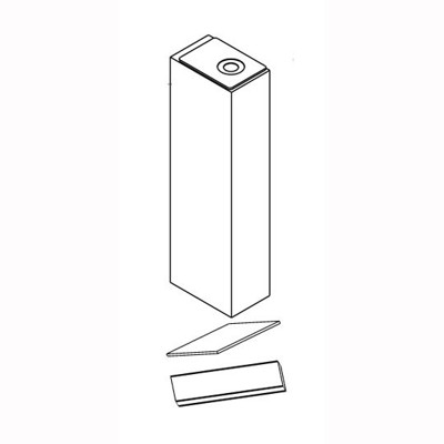 Filtrační sáčky Nilfisk GU 305, 355, 455 DUAL (10ks)