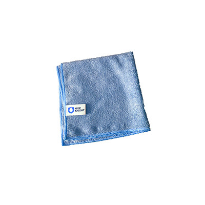 Mikrovláknová utěrka Mop Knight Professional modrá 40x40cm (10ks)