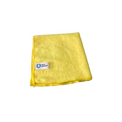 Mikrovláknová utěrka Mop Knight Professional žlutá 40x40cm (10ks)