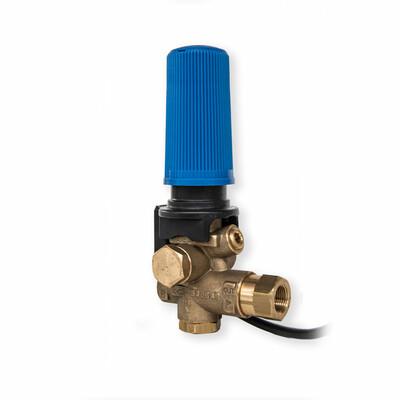Regulační ventil s mikrospínačem VBR 250 bar