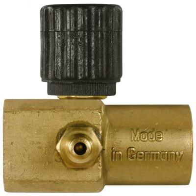 Ventil pro přisávání chemie - injektor ST-62