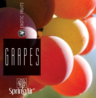 Spring Air náplň do osvěžovače - GRAPES (250ml)