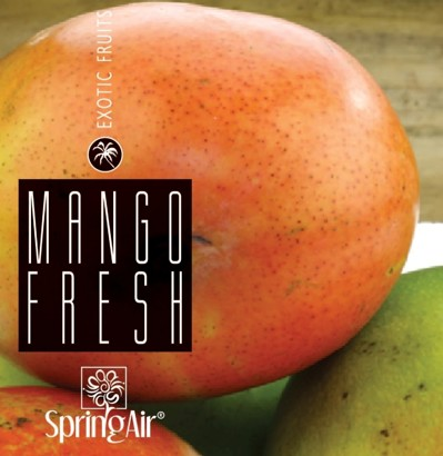 Spring Air náplň do osvěžovače - MANGO FRESH (250ml)