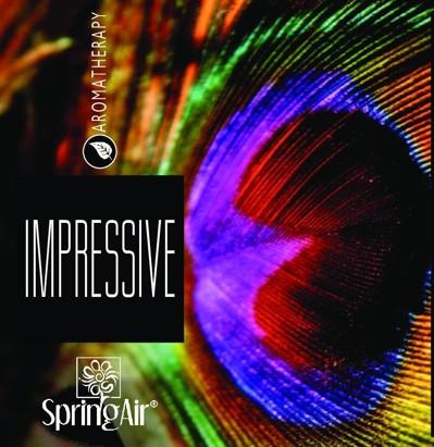 Náplň do velkoprostorového osvěžovače Spring Air (IconoScent, ArtyScent) - IMPRESSIVE (500ml)