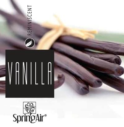 Náplň do velkoprostorového osvěžovače Spring Air (IconoScent, ArtyScent) - VANILLA (500ml)