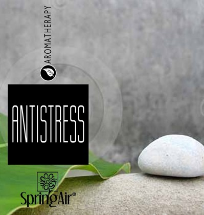 Spring Air náplň do osvěžovače - ANTISTRESS (250ml)