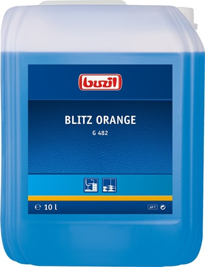 Buzil Blitz Orange G 482 (10L)