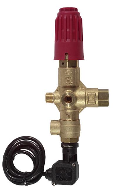 Regulační ventil s mikrospínačem VB 350 bar