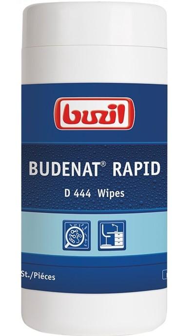 Buzil Budenat Rapid Wipes D 444 (dóza)