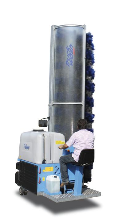 ITECO Truck Wash D 500