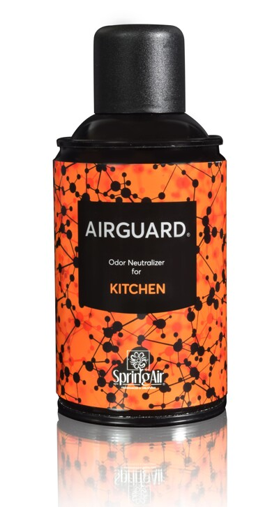 Spring Air náplň do osvěžovače - Airguard Kitchen (250ml)