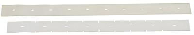 Stírací gumy do sací lišty pro Nilfisk SCRUBTEC 337.2 a SC351