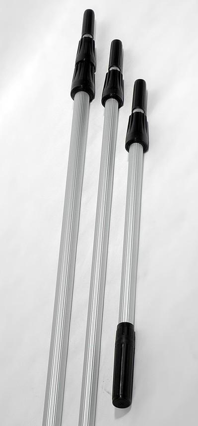 Teleskopická tyč 2 x 2m