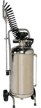 Postřikovač chemie Mazzoni Air Spray 24L - nerez