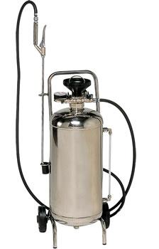 Postřikovač chemie s funkcí pěny Mazzoni Air Foam 24L - nerez