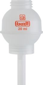 Dávkovač chemie 20 ml pro lahev 1 l Buzil