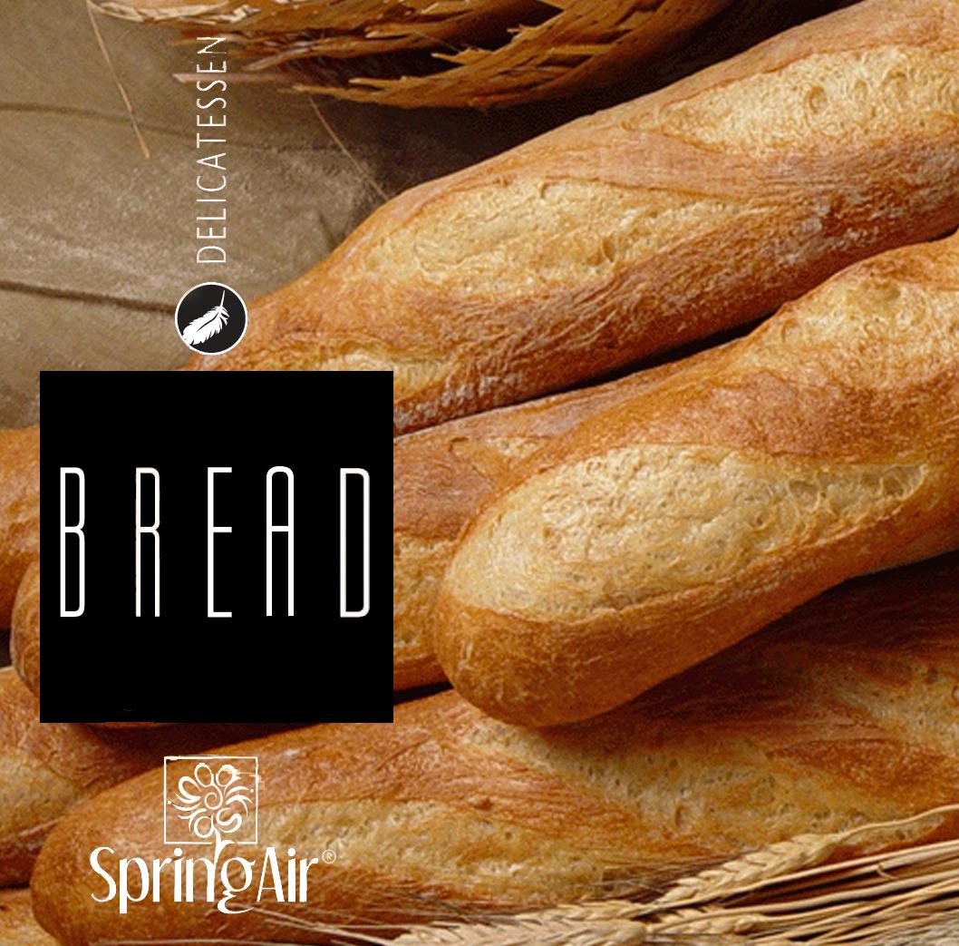 Spring Air náplň do osvěžovače - BREAD (250ml)